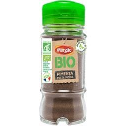 Pimenta preta moída margão bio