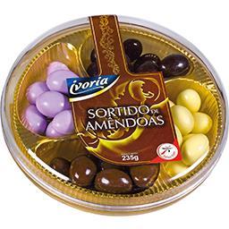 Sortido de Amêndoas c/ Chocolate