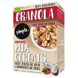 Bio Granol Coco/Goji/Chia