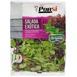 Salada Exótica Programa Origens