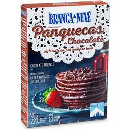 Panquecas chocolate