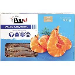 Camarão moçambique 60/80