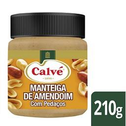 Manteiga de amendoim com pedaços