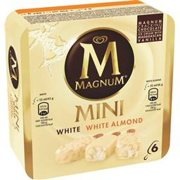 Magnum mini white mix