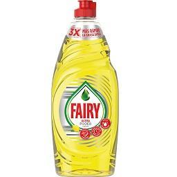 Detergente Liquido Loiça Ultra Poder Limão